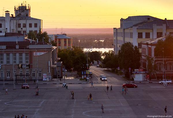 100 интересных мест Самарской области, Самара, площадь Куйбышева
