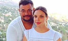 Сергей Жуков написал жене признание в любви