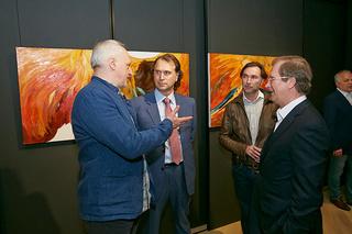 выставка Юрия Германа «Макрореализм»