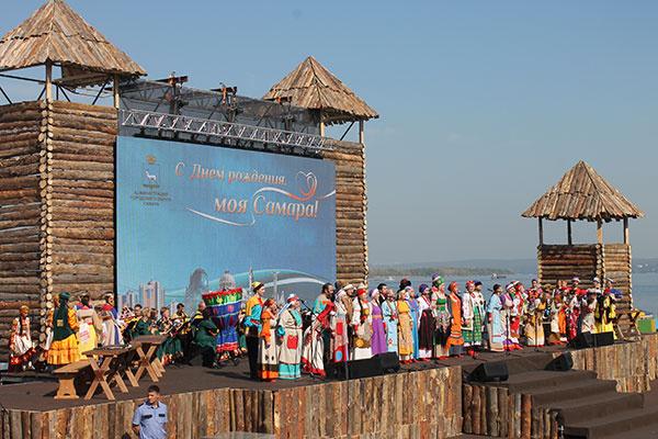 день города самара 2014