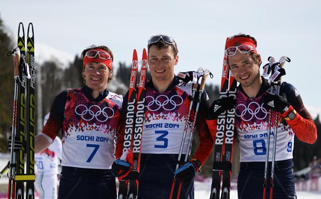 Победа в лыжной гонке на 50 км