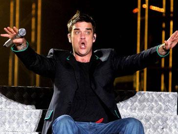Robbie Williams, Робби Уильямс, музыка