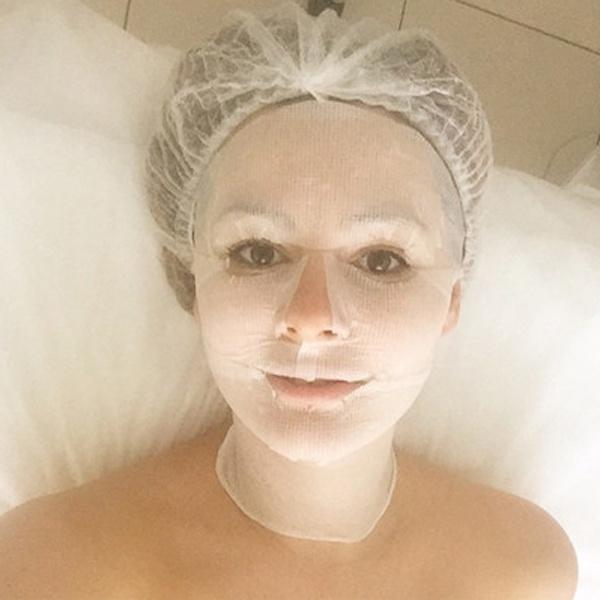 Мария Кожевникова в маске фото