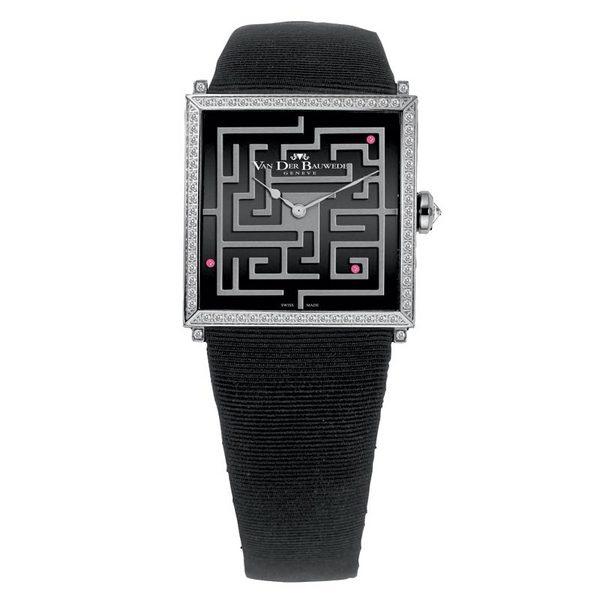 Часы Labyrinthe, Van Der Bauwede