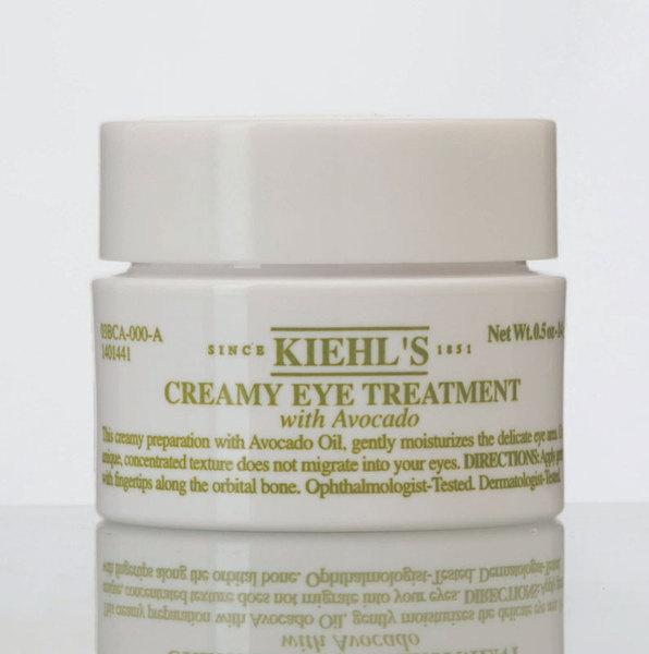 «Для ухода за кожей использую увлажняющую сыворотку от Bobbi Brown, которую посоветовала мне косметолог Кристина Раду, и крем для век от Kiehl's».
