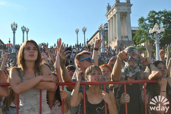 День молодежи Волгоград 28 июня 2015