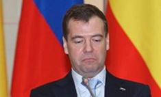 Дмитрий Медведев не станет почетным гражданином Санкт-Петербурга