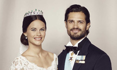 Шведские принц и принцесса ждут первенца