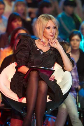Лера Кудрявцева.