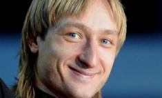 Евгений Плющенко вернул себе тулуп