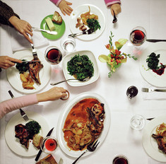 Семейный обед: советы и рецепты