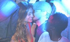 Ди Каприо провел ночь с замужней моделью