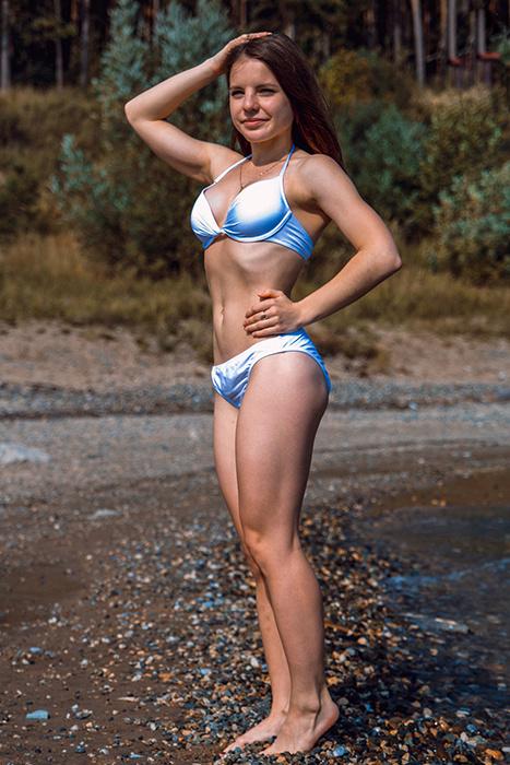 Конкурс мисс бикини-2015 Анна Серских