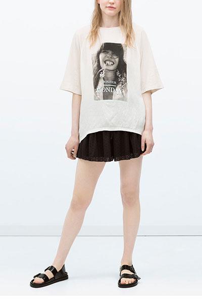 Капсульный гардероб - футболка