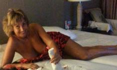 Видео 18+: грязные танцы экс-супруги Прохора Шаляпина