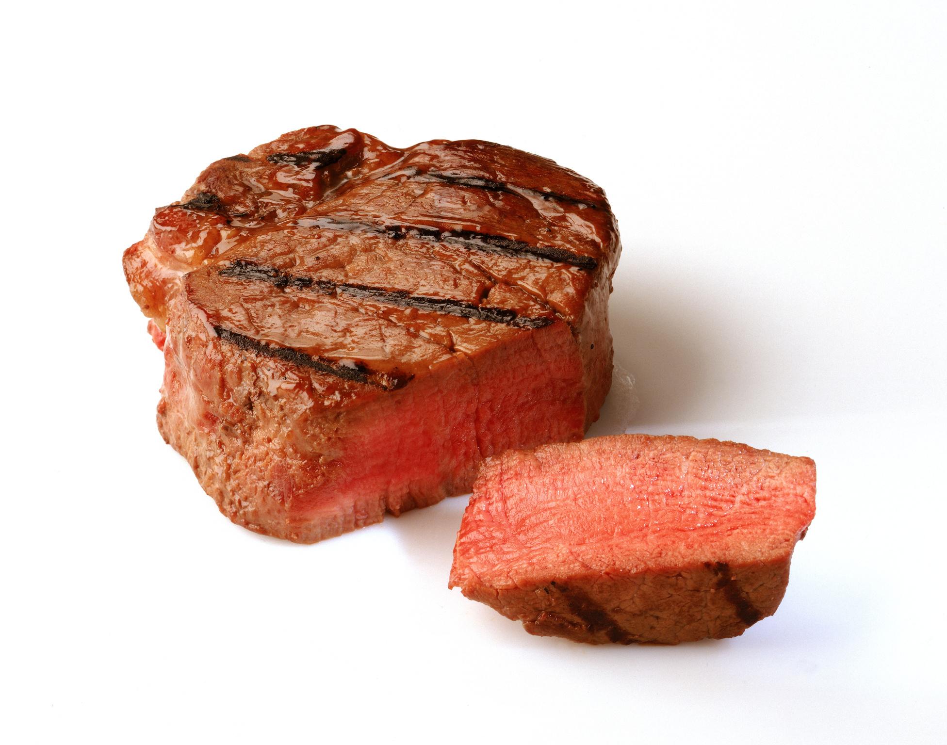 Рецепт стейка из говядины в духовке пошагово