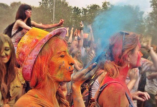 фестиваль красок, Фестивальная платформа «Культу.ра»