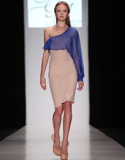Mercedes-Benz Fashion Week Russia: коллекция Maria Golubeva весна-лето 2013