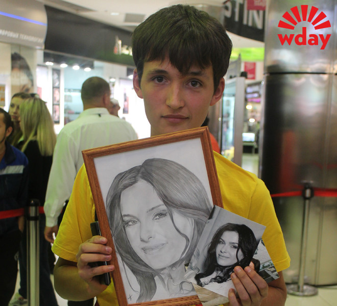 Елена Темникова портрет
