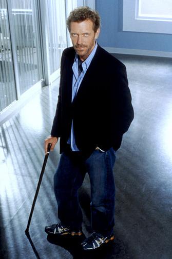 Хью Лори (Hugh Laurie) в фильме «Доктор Хаус» (House M.D.)