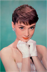 Одри Хепберн, 1950