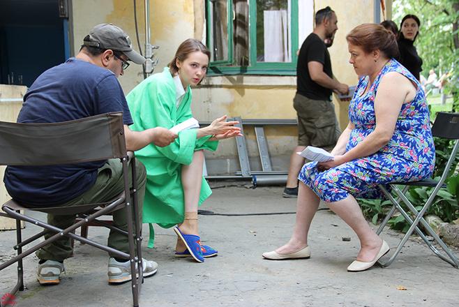 В Красном Сулине стартовали съёмки художественного фильма «Уголь»