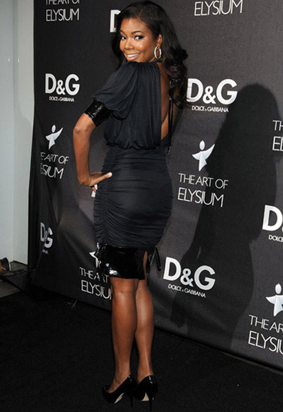 Певица Габриэль Юнион (Gabrielle Union )