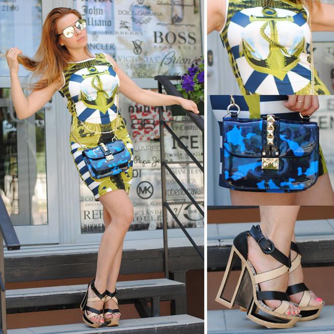 модная одежда лето 2015 фото