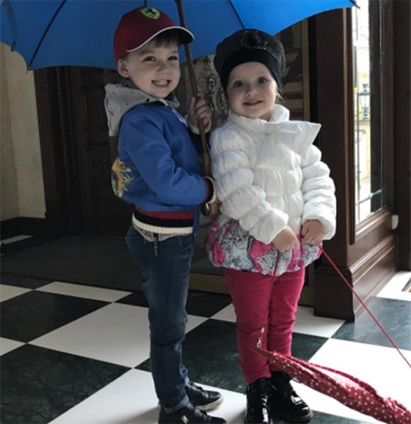 Гарри и Лиза фото
