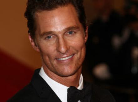 Мэтью Макконахи (Matthew McConaughey ) на 65 Каннском кинофестивале, май 2012 года