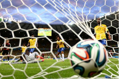 Бразилия - Германия