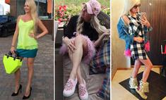 Модный провал: 10 самых неудачных образов Пынзарь за это лето