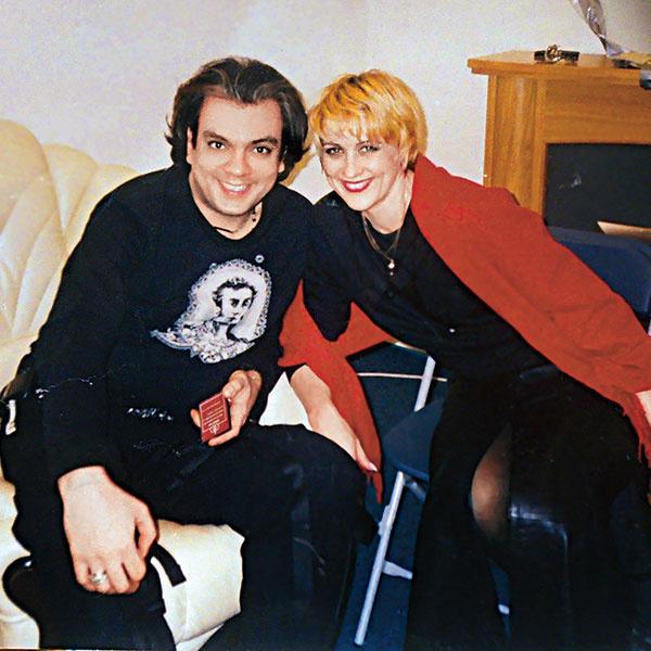 Первая любовь Киркорова: Меня выбрала мама Филиппа