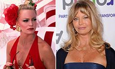 Секс-символы 80–90-х: как изменились актрисы знаменитых кинообразов