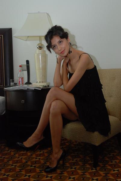 Равшане Курковой пришелся по вкусу стиль 20-х годов, предложенный ей Заком Позеном