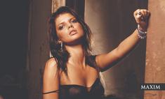 Знойные фото юной Насти Задорожной в MAXIM— смотрим в ее день рождения