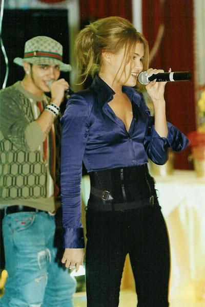 Тимати и Анастасия Кочеткова