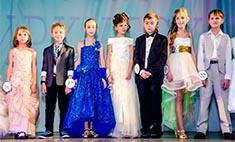Маленьких мисс и мистера выбирают в Иркутске