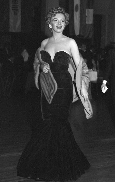 Мэрилин Монро, 1952 год