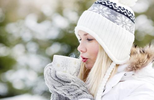 Прогулки в мороз