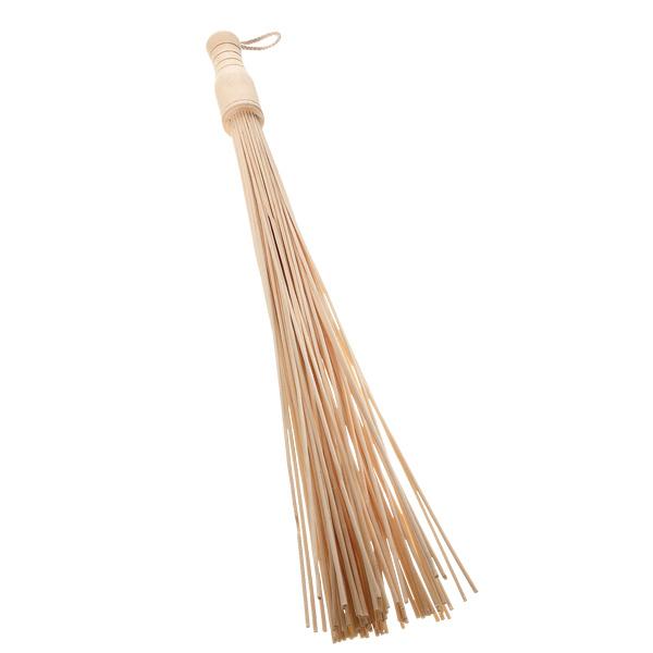 Бамбуковый массажный веник, «Для Душа и Души».