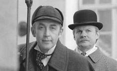 Найден утерянный немой фильм о Шерлоке Холмсе