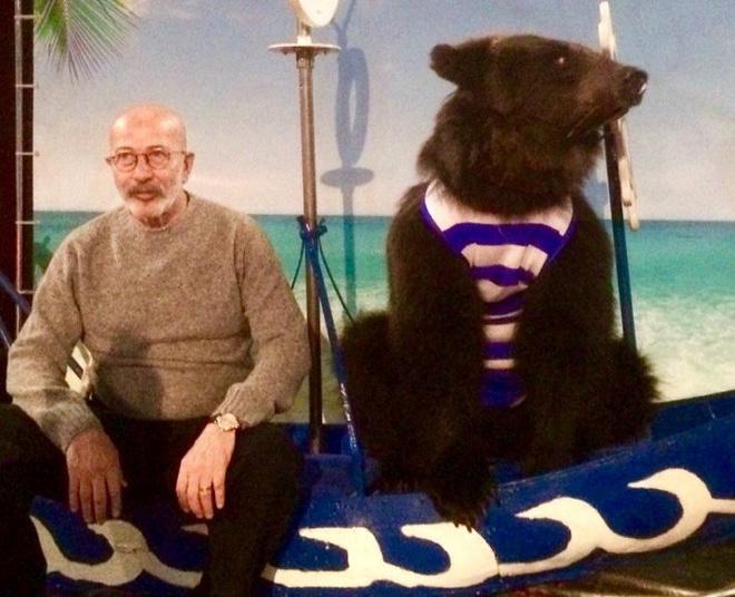Александр Розенбаум в Красноярском цирке