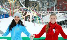 Топ-3 лучших ледовых катков Москвы
