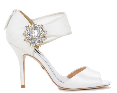 Самые модные свадебные туфли этого лета | галерея [1] фото [16]