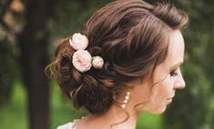 Топ-100 идей свадебных причесок