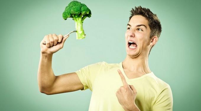 Еда, которая нас пугает: пищевые фобии