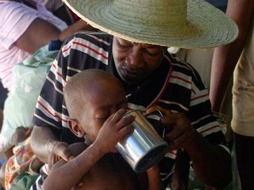 Эпидемия холеры достигла столицы Гаити Порт-о-Пренса