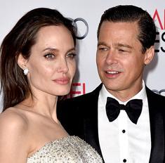 Трудности развода: знакомые Джоли поддержали Питта