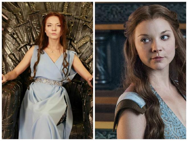 Дарья Гринько – двойник Маргери Тирелл из «Игры престолов»